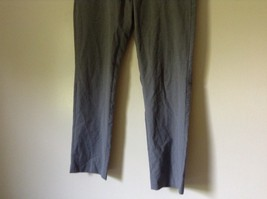 Gray Dress Pants by Calvin Klein Made in Egypt Size 30 by 32 Slim Fit image 3