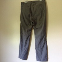 Gray Dress Pants by Calvin Klein Made in Egypt Size 30 by 32 Slim Fit image 5