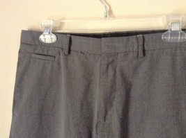 Gray Dress Pants by Calvin Klein Made in Egypt Size 30 by 32 Slim Fit image 4