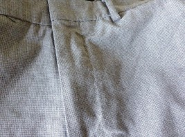 Gray Dress Pants by Calvin Klein Made in Egypt Size 30 by 32 Slim Fit image 10