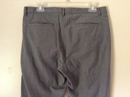 Gray Dress Pants by Calvin Klein Made in Egypt Size 30 by 32 Slim Fit image 6