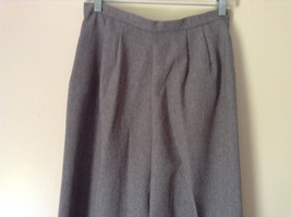 Gray Dress Pants by Levine Classics 100 Percent Polyester Size 8 image 8