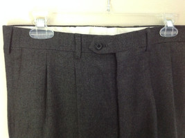 Gray Dress Pants by Louis Raphael Pure Laine Vierse All Pure Wool Size 31 image 4