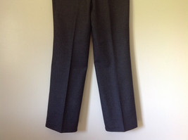 Gray Dress Pants by Louis Raphael Pure Laine Vierse All Pure Wool Size 31 image 6
