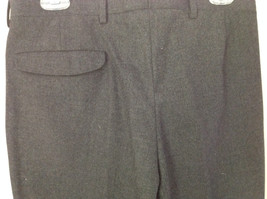 Gray Dress Pants by Louis Raphael Pure Laine Vierse All Pure Wool Size 31 image 5