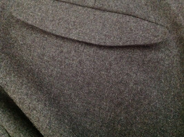 Gray Dress Pants by Louis Raphael Pure Laine Vierse All Pure Wool Size 31 image 10