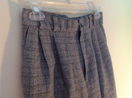 Gray Pants by Samantha USA 50 Percent Polyester 50% Rayon Size 8 image 4