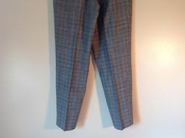 Gray Pants by Samantha USA 50 Percent Polyester 50% Rayon Size 8 image 6