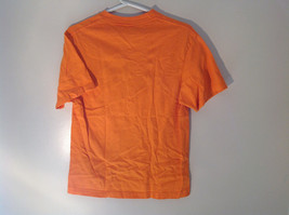 Intex Bright Orange Short Sleeve T-Shirt Los Angeles County Jail on Front Size M image 4
