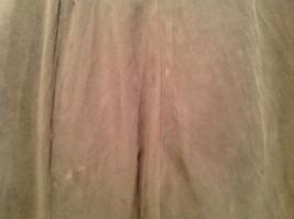 J McLaughlin Size 14 Dark Green Brown Side Zipper Closure Casual Pants USA image 9