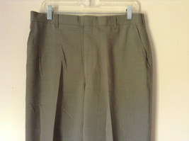 Grayish Colored Dress Pants by Adams Row by Anderson Little Measurements Below image 2