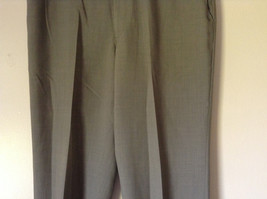 Grayish Colored Dress Pants by Adams Row by Anderson Little Measurements Below image 3
