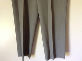 Grayish Colored Dress Pants by Adams Row by Anderson Little Measurements Below image 4