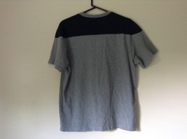 Gray T Shirt with Number 47 in Blue on Front GAP Size Large 100 Percent Cotton image 4
