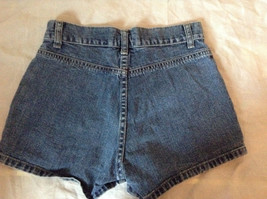 Jean Shorts by GAP 100 Percent Cotton Two Front Pockets Size 1 image 4