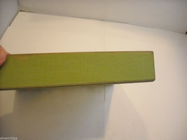 Green Wooden Box Sign Play Fair Take Turns Share Saying image 6