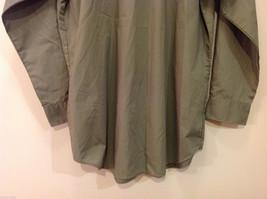 Ketch Khaki Long Sleeve Classic Shirt, Size 16 (32/33) image 7