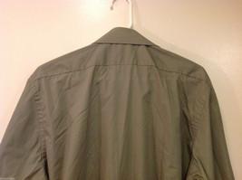 Ketch Khaki Long Sleeve Classic Shirt, Size 16 (32/33) image 6