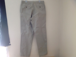 Khaki 5 Pocket Casual Pants Button and Zipper Closure Route 66 Size 36 by 34 image 7