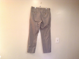 Khaki 100 Percent Cotton Axist Modern Fit Casual Pants Size 36 by 32 image 2