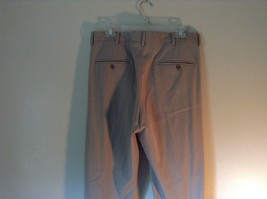 Kenneth Cole Reaction Tan Pleated Dress Pants  Size 32 by 34 image 5