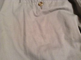 Khaki 100 Percent Cotton Axist Modern Fit Casual Pants Size 36 by 32 image 11