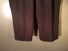 Habands Fit Forever Gray with a Very Subtle Green Dress Pants Size 40 XS image 2
