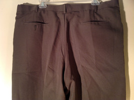 Habands Fit Forever Gray with a Very Subtle Green Dress Pants Size 40 XS image 5