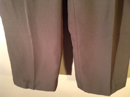 Habands Fit Forever Gray with a Very Subtle Green Dress Pants Size 40 XS image 4