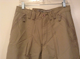 Khaki Sport Pants Mudd NEW WITH TAGS Fully Lined size w  Leg Pockets image 3