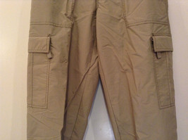 Khaki Sport Pants Mudd NEW WITH TAGS Fully Lined size w  Leg Pockets image 4