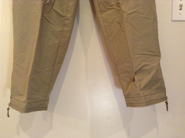 Khaki Sport Pants Mudd NEW WITH TAGS Fully Lined size w  Leg Pockets image 5