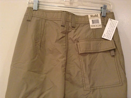 Khaki Sport Pants Mudd NEW WITH TAGS Fully Lined size w  Leg Pockets image 6