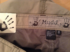 Khaki Sport Pants Mudd NEW WITH TAGS Fully Lined size w  Leg Pockets image 9