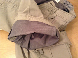 Khaki Sport Pants Mudd NEW WITH TAGS Fully Lined size w  Leg Pockets image 12