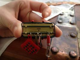 Hallmark Keepsake  2005 O Kitchen Rack Ornament Tie Attached image 8