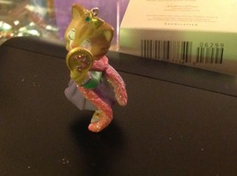Hallmark ornament Kitty Cat Princess My Third Christmas ornament NO BOX image 3