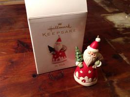Hallmark Keepsake St Nick Christmas Ornament Handcrafted Collectible 2006 NIB image 6