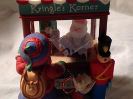 Hallmark Kringle's Korner Christmas Windows 2008 Keepsake Series Original Box image 5