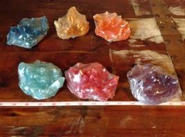 Handmade Gemstone Bar Soap Color Choice image 2