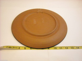 Handmade Terracotta Decorative Wall Platter Made in Greece Men in Battle image 11