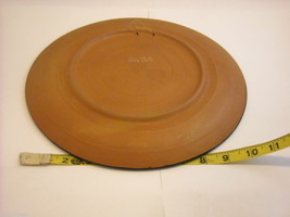 Handmade Terracotta Decorative Wall Platter Made in Greece Figures Fighting image 11