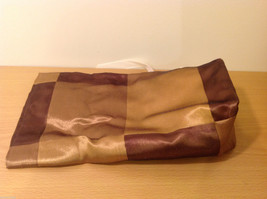 Handmade by Caroline Hallak NEW Personal Touch Gift Wine Bag Gold Brown image 7