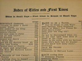 Life and Service Hymns Onward Press 1917 image 9