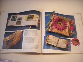Hardcover Book Glorious Rubber Stamps 2005 image 3