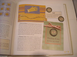 Hardcover Book Glorious Rubber Stamps 2005 image 6