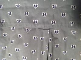 Light Green Gray Button Up Long Sleeve Design White Shields Fieldmaster Size L image 8