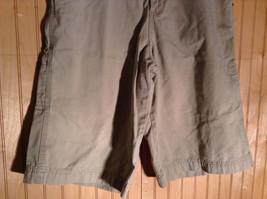 Light Gray Cherokee Cargo Shorts Size 16 image 3