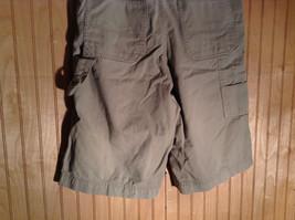 Light Gray Cherokee Cargo Shorts Size 16 image 5