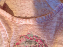 Light Pink Original Mickey Mouse Tank Top Mickey Mouse on Front  Size XS image 10